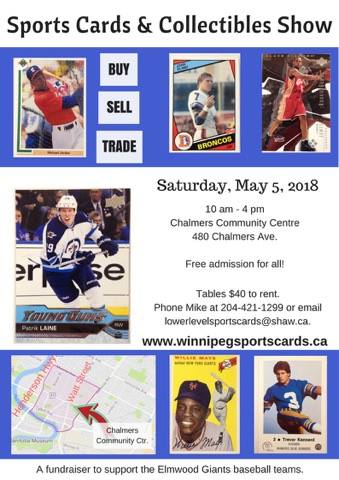 Lower Level Sports Cards Collectibles Winnipeg
